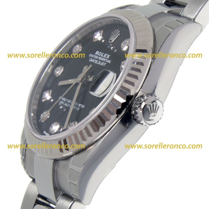 Sorelle ronco rolex datejust 31 178274 for Sorelle ronco rolex