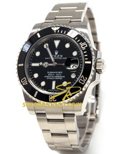 Sorelle ronco rolex submariner 116610ln for Sorelle ronco rolex