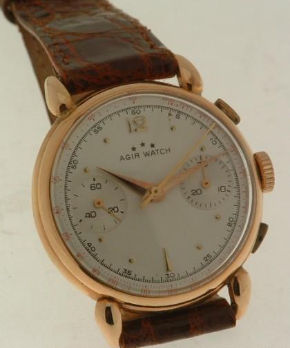 Bosio Vintage Chronograph Maurizio OrologerieAgir Watch dBoQxtCshr