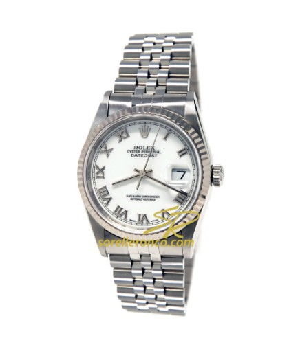 Sorelle ronco rolex datejust 16234 for Sorelle ronco rolex