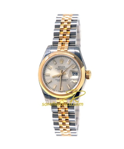 Sorelle ronco rolex datejust lady 179163 for Sorelle ronco rolex