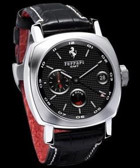 Verga luxury watches milano officine panerai ferrari gmt for Officine panerai milano