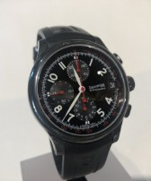 Eberhard & CO. Traversetolo Chronograph Noir - Limited Edition