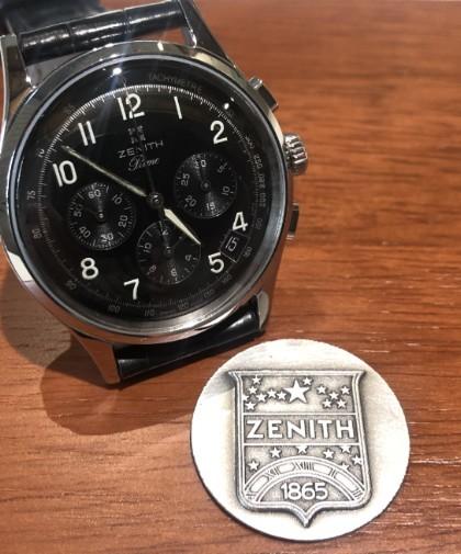 Zenith Prime Chronograph