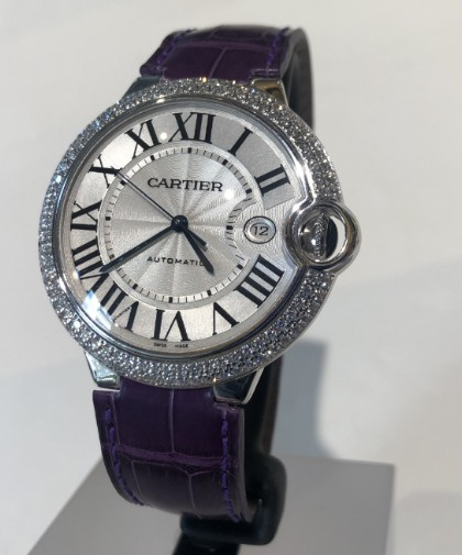 Cartier Ballon Bleu Automatic 42mm