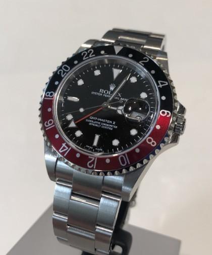 Rolex GMT-Master II 16710 unpolished