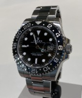 Rolex GMT-Master II 116710LN NOS full stickers