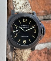 Officine Panerai Luminor Marina PVD ´PreA OP6500´