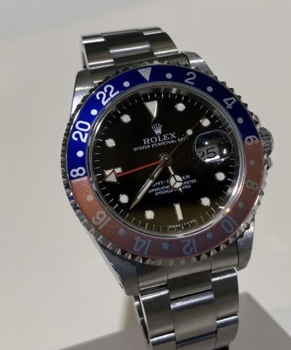 Rolex GMT-Master 16700 unpolished