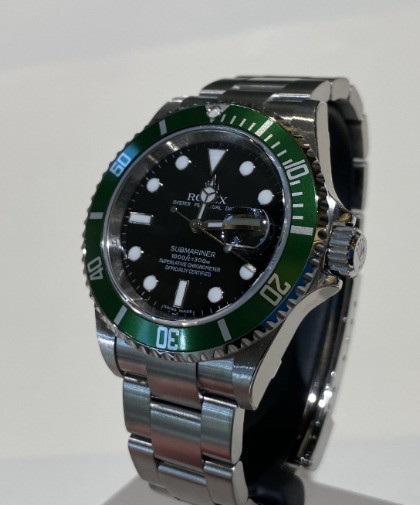 Rolex Submariner 16610LV NOS STICKERS