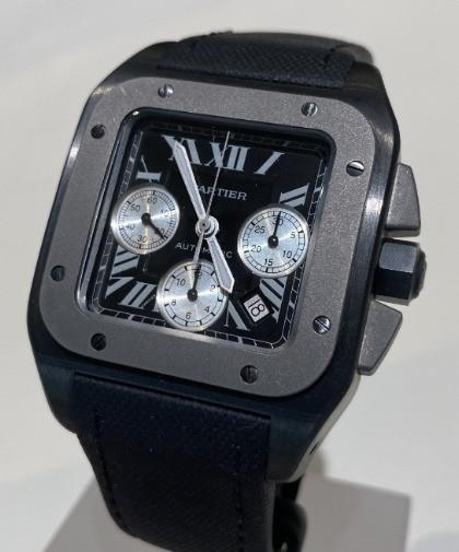 Cartier Santos 100 Chrono Automatic