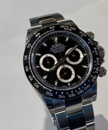 Rolex Cosmograph Daytona Nos Full Stickers 116500LN