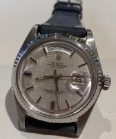 Rolex Day-Date Linen Dial 1803