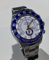 Rolex Yacht-Master II never polished 116680